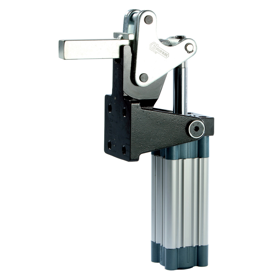 Toggle clamps pneumatic series