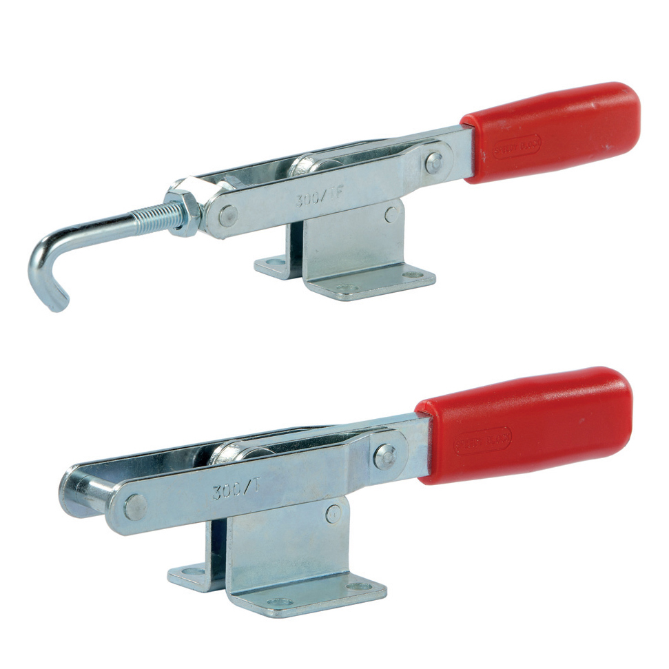 Toggle clamp Form T - Form TF