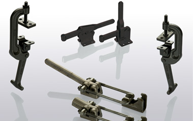 Toggle clamps -  Rotational series