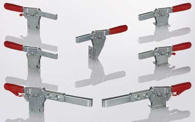 Toggle clamps - Horizontal series