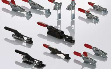 Toggle clamps - Latch series